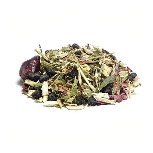 Имуноукрепващ билков чай за повече тонус и енергия.