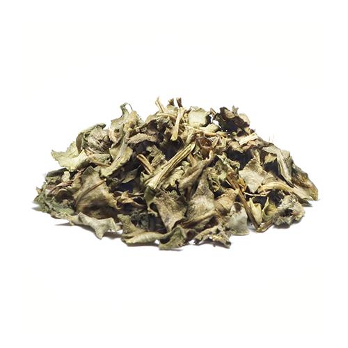 Калоферче лист естествено противопаразитно.