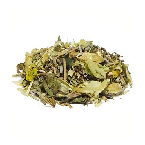 Успокоителен чай при стрес.