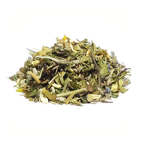 Успокоителен чай за деца при стрес.