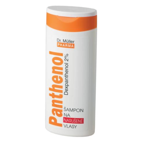 Пантенол шампоан за увредена коса